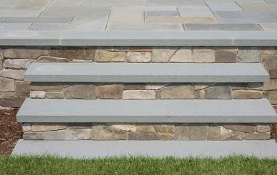 Bluestone Stair Treads U0026 Planking | Stone Slabs, Treads U0026 Stairway Products