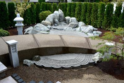 Entry Garden by OwenWakefield Design