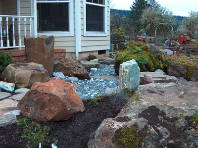project by Gaia Landscape, Corvallis, OR