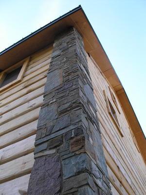 Idaho Mountain - Column