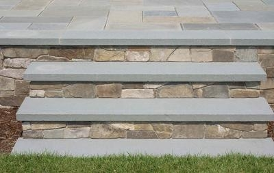 Bluestone Stair Treads Planking