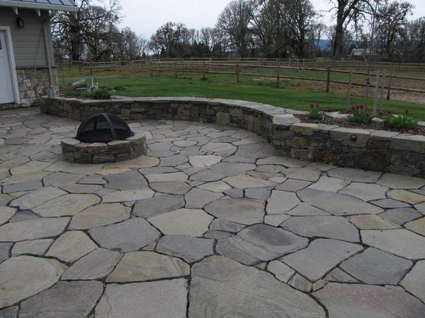 Image A Premier Molalla Stone Hardscape!