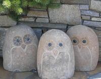 Image STONE OWLS
