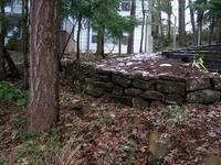 Image Blocky Moss  Wall Rock