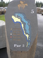 Golf Course Tee Marker thumbnail