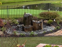Do it yourself landscaping projects diy how to build for Do it yourself water features