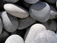 Image Mexican Beach Pebbles