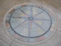 Stone sundial by Scenery Inc. thumbnail