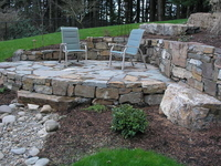 Image Idaho Mountain Flagstone