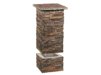 Image Autumn Rose Natural Ledge Veneer