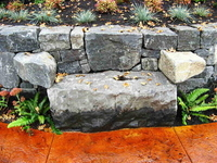 Natural Stone Bench thumbnail