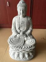 Image Stone Buddha