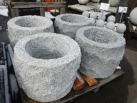 Image Rough Hewn Granite Basins