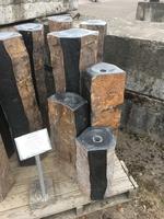Image Bronze Column Bubblers