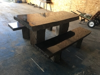 Image Basalt Dining Table
