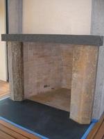Image Bronze Basalt Columns